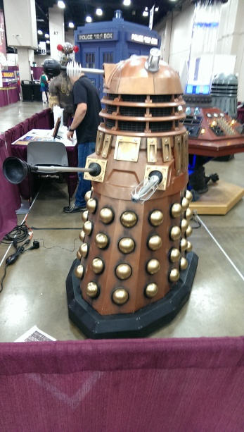 A Dalek. That's about all there is to say about it.