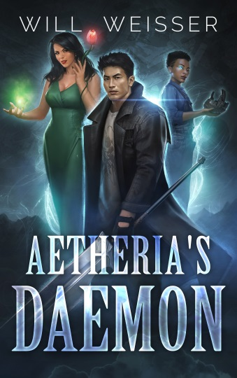 Aetheria's Daemon Cover